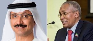 Somaliland, Itoobiya Iyo Imaaraadka Carabta Oo Abu Dhabi Ku Yeeshay